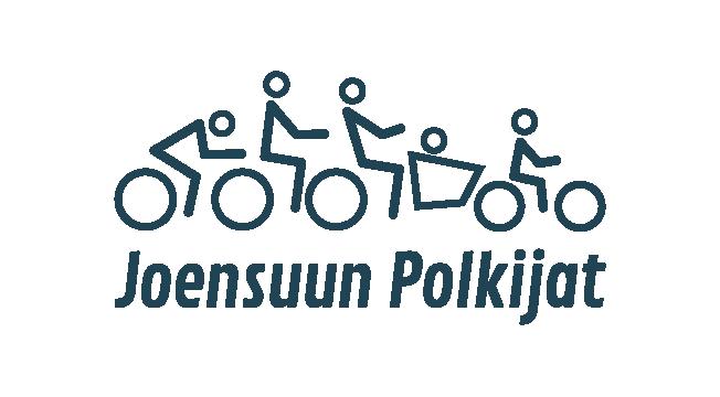 Joensuun Polkijat ry:n logo